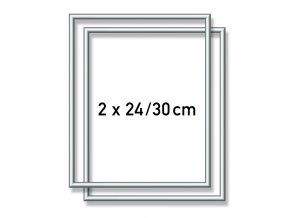 vyr 3312 alurahmen 24 x 30 cm silber matt 605220771 de 00 2