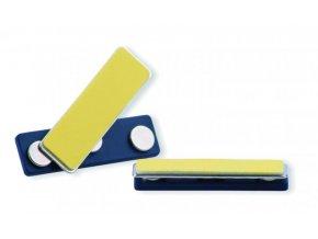 Magnetický klips 45×12 mm - balení 50 ks