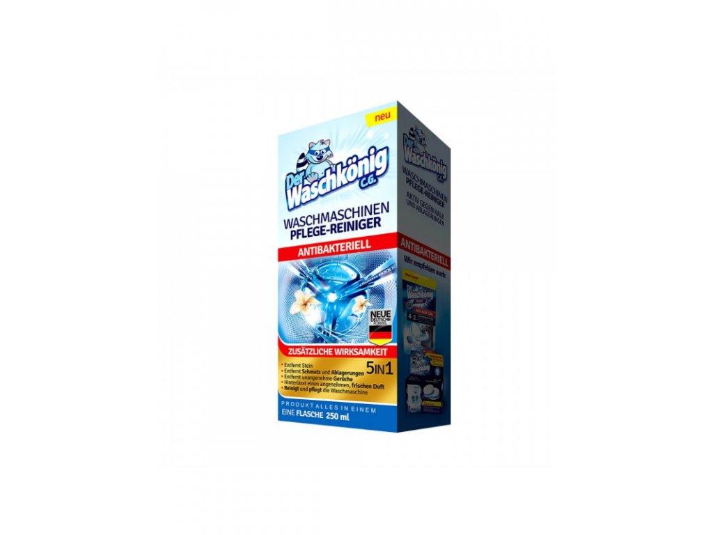 Waschkönig čistič pračky anibakteriální 250ml 4260418933314