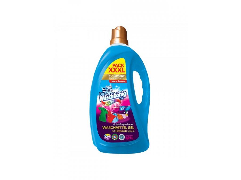WaschKönig gel 5,01L Color 167 WL 4260418933321