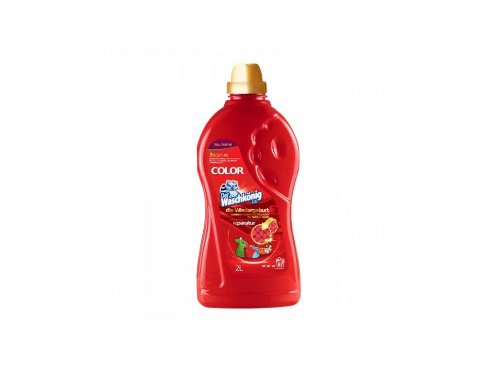 WaschKönig gel 2L Color 67WL 4260418933260
