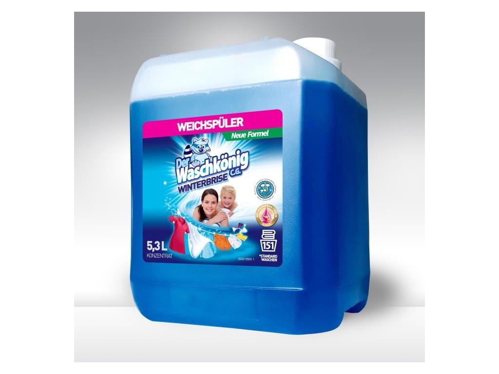 WaschKönig aviváž 5,3L 151WL modrá
