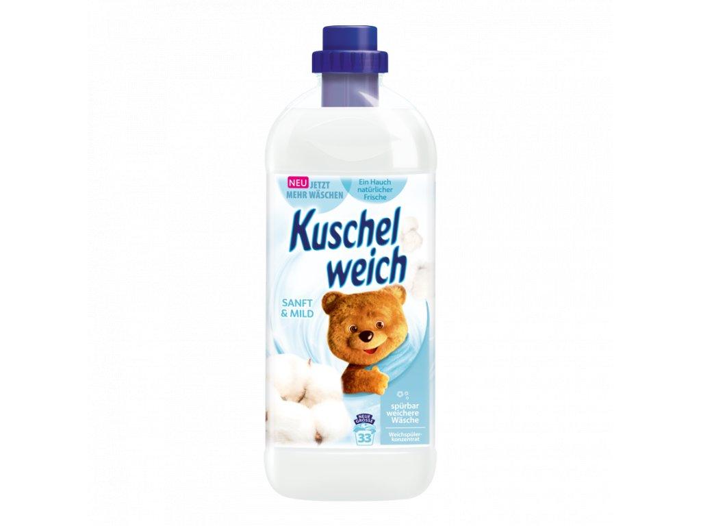 Kuschelweich aviváž 1 L 33 WL Sanft & Mild bílá 4013162029549