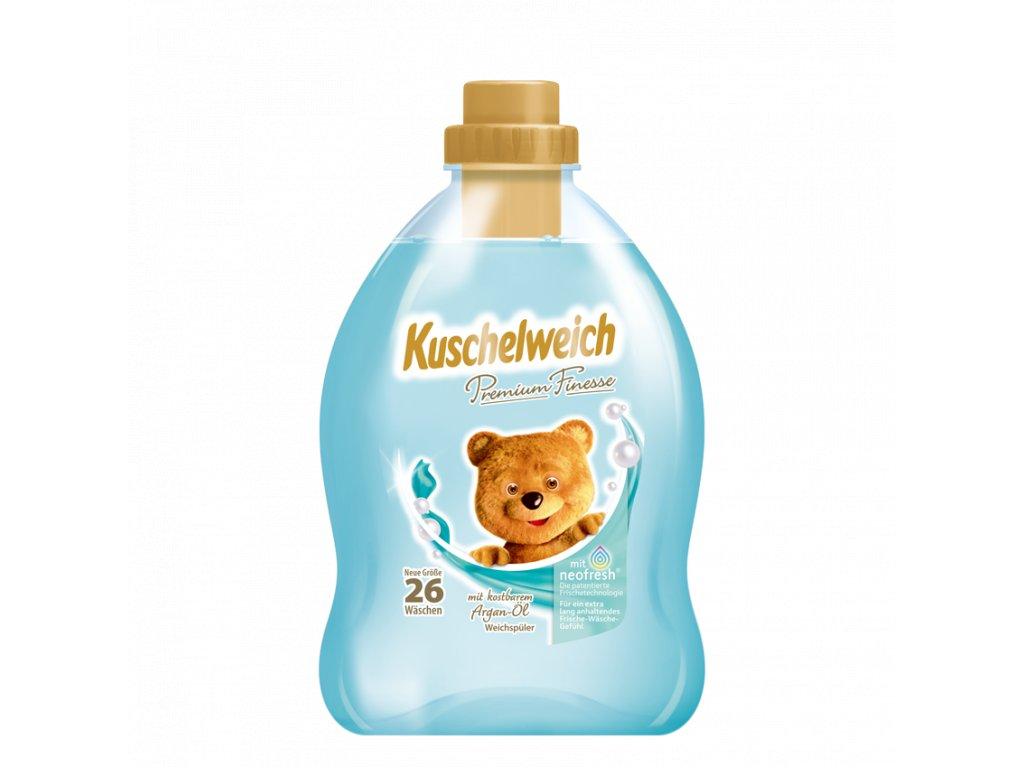 Kuschelweich aviváž 750ml 26 WL Premium Finese modrá 4013162028719
