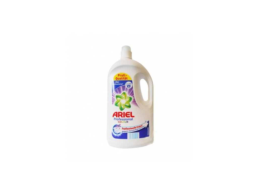 Ariel Professional gel Colour 4,07L 74W 8001841059921