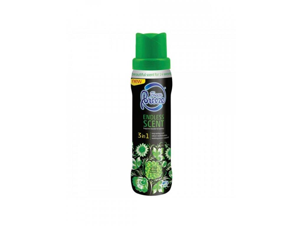 7261 freeze breeze white flower fragrance 275 g vonne perlicky do pradla zelene