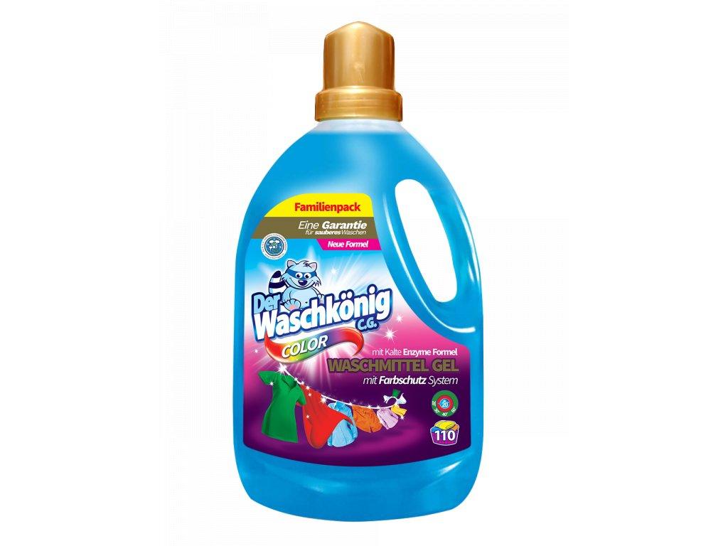 WaschKönig gel 3,305 L Color 110 WL 4260418930429