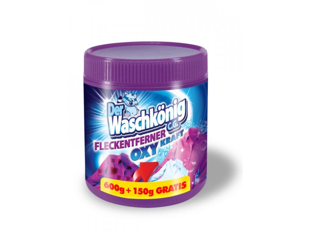 5946 waschkonig oxy kraft fleckentferner odstranovac skvrn 750 g