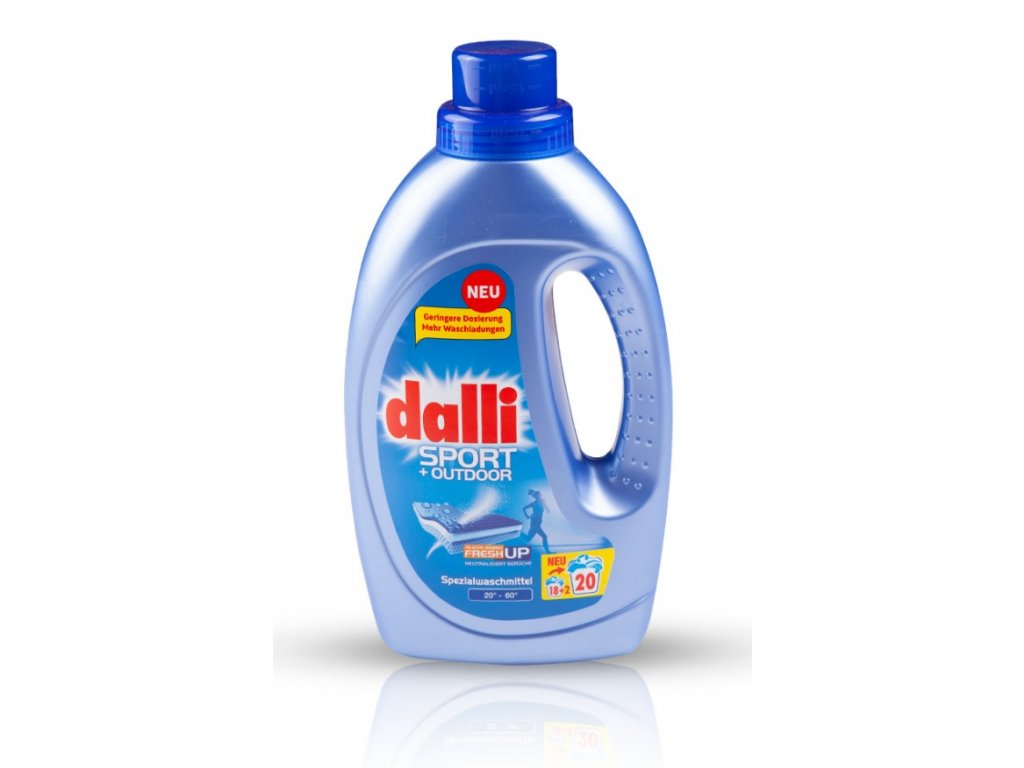 Dalli prací Gel Sport Outdoor 1,1L 20WL 4012400524211