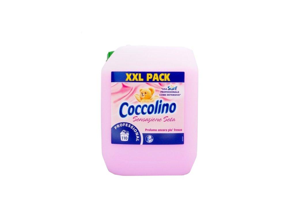 Coccolino aviváž 10L Pink 110WL 7615400720750