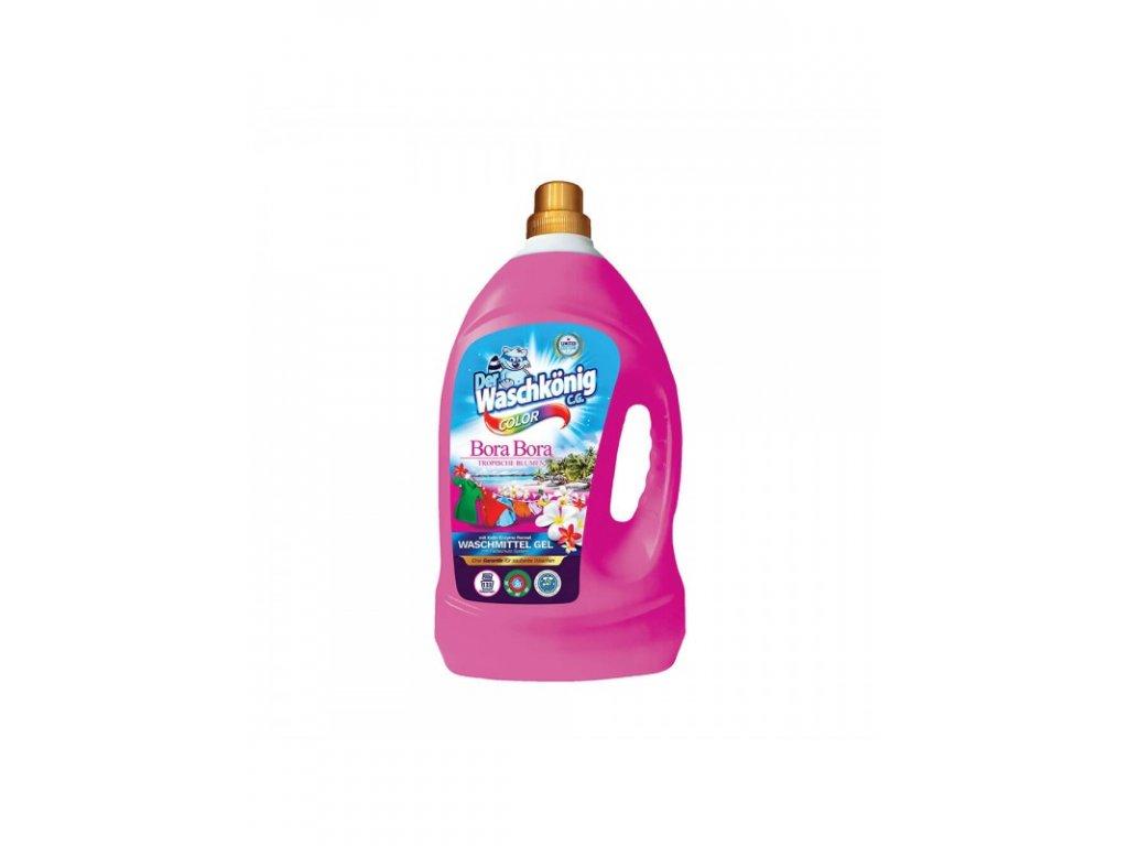 WaschKönig gel 4L Bora Bora Color 133WL 4260418932867