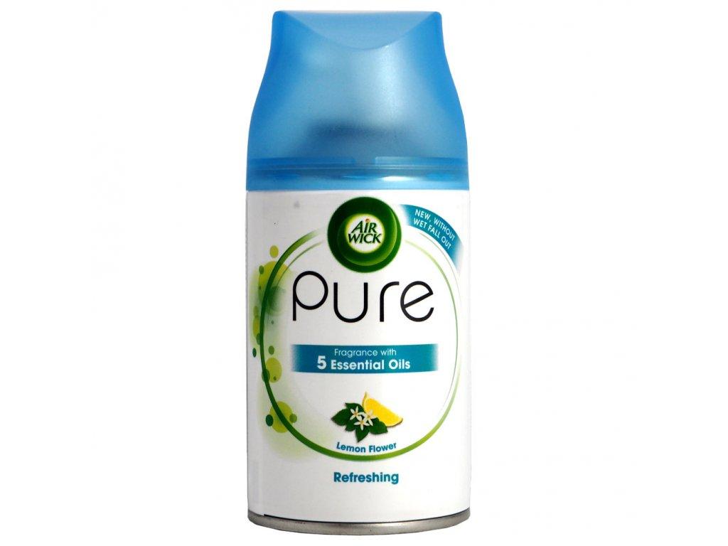 Air Wick Freshmatic 250ml Pure Citronový květ 5900627073959