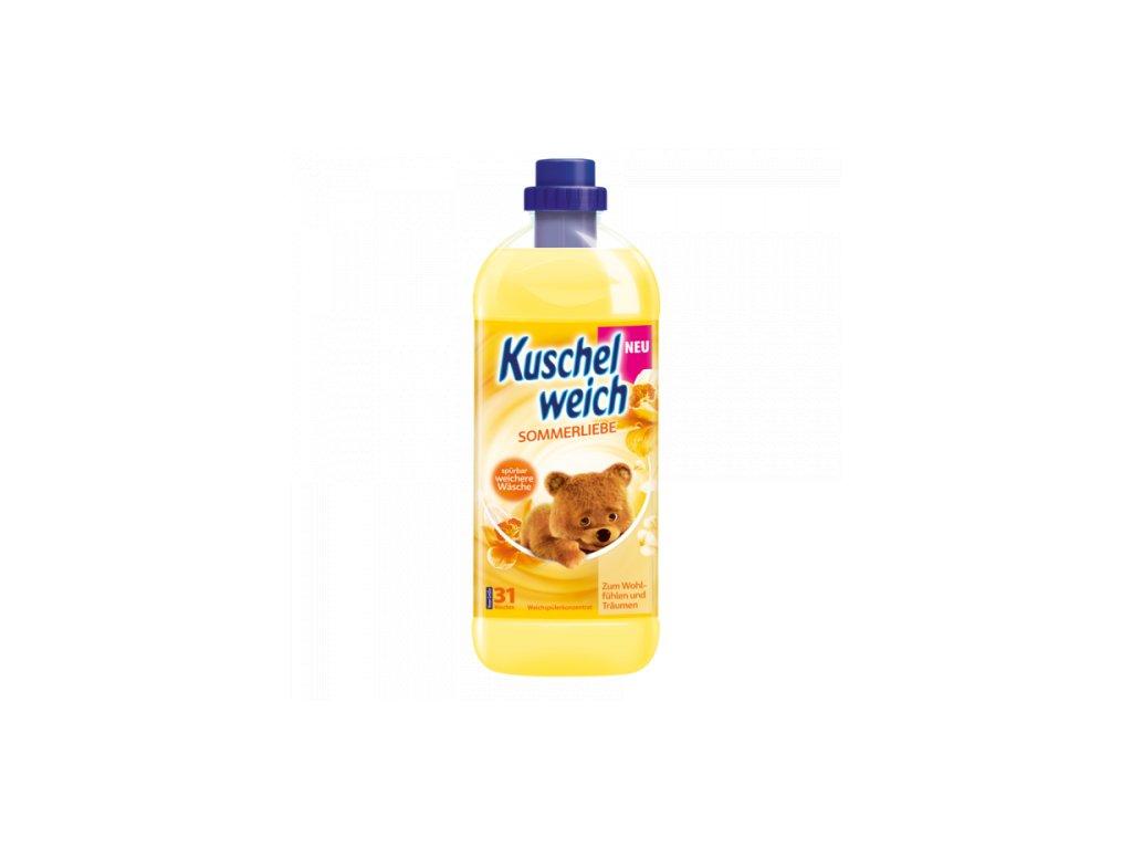 Kuschelweich aviváž Sommerliebe 1 L 31 W žlutá 4013162026036