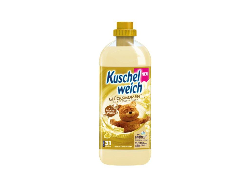 Kuschelweich aviváž Frischetraum 1 L 34 W zlatá 4013162026159