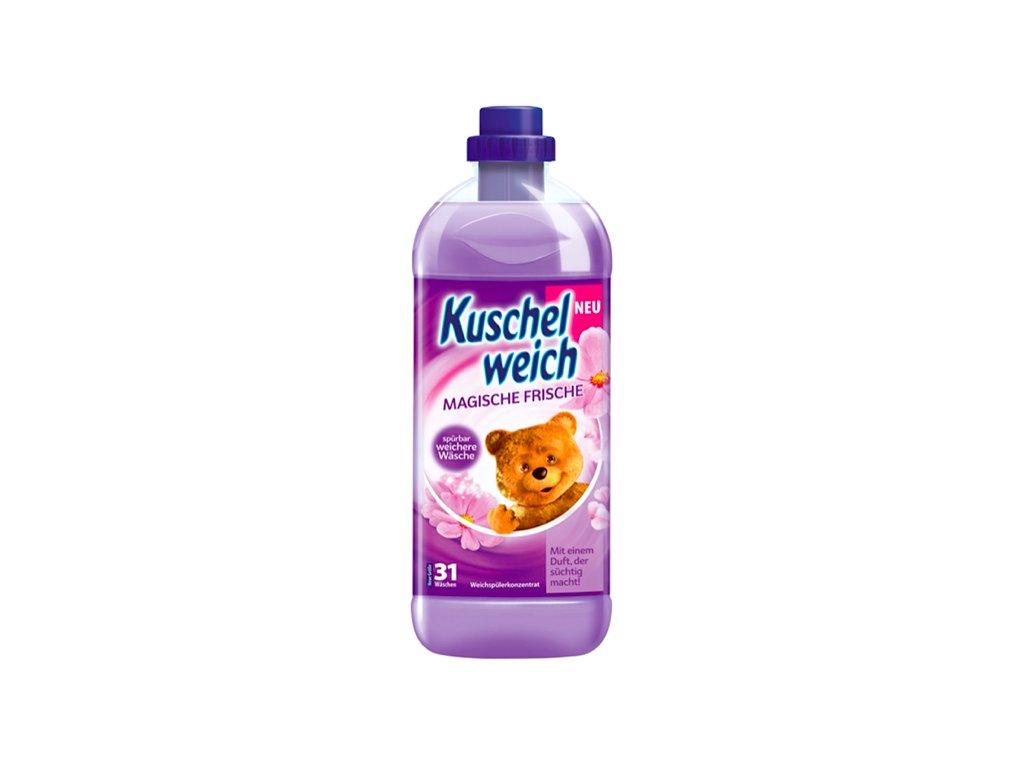 Kuschelweich aviváž 1 L 31 WL Magische Frische fialová Kuschelweich aviváž 1 L 31 WL Magische Frische fialová
