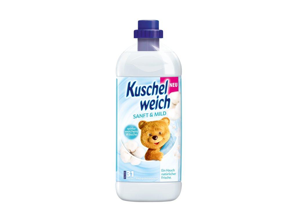 Kuschelweich aviváž Sanft & Mild 1 L 31 W bílá 4013162026012