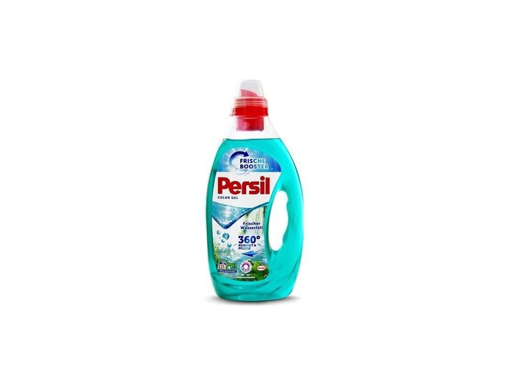 Persil gel Color Frischer Wasserfall 1,25L 25W 4015000967112
