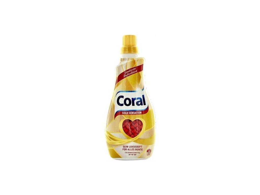 Coral Gel Gold Sensation 1,1l 22WL 8710847907241