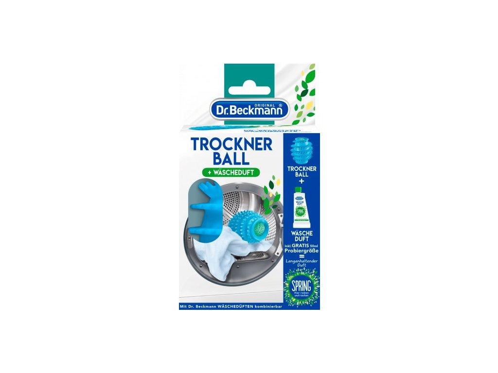 Dr Beckmann Trockner Ball +50ml aromatická koule do sušičky 4008455019017