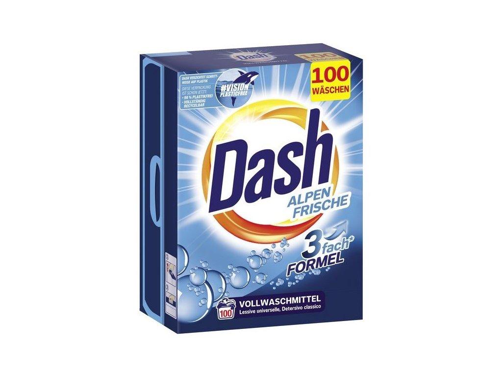 Dash prací prášek Universal 6,5kg 100WL 4012400500291