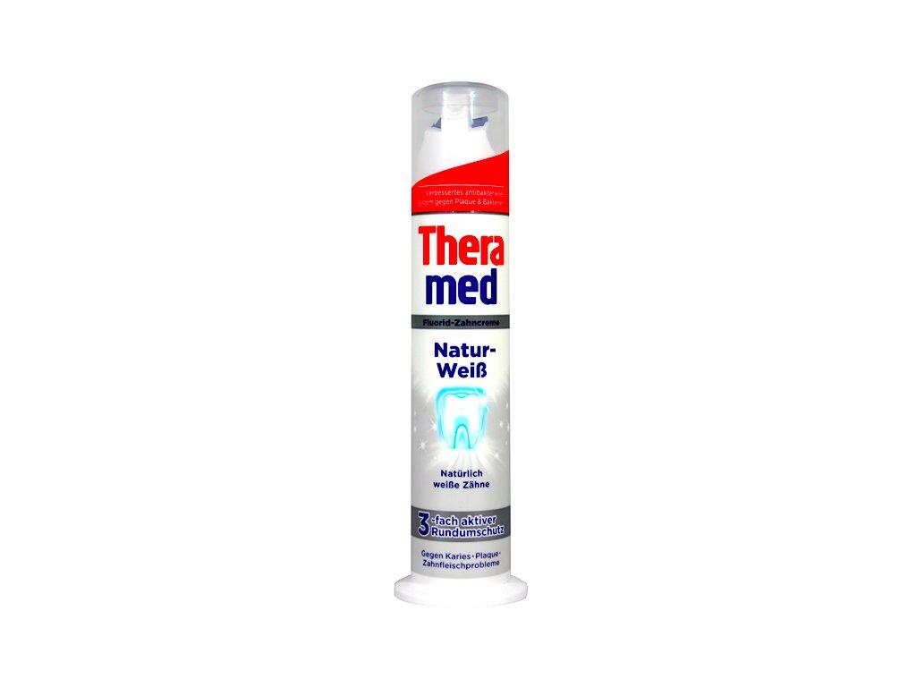 Theramed zub.pasta s pumpičkou 100 ml NaturWeis 4015100185256