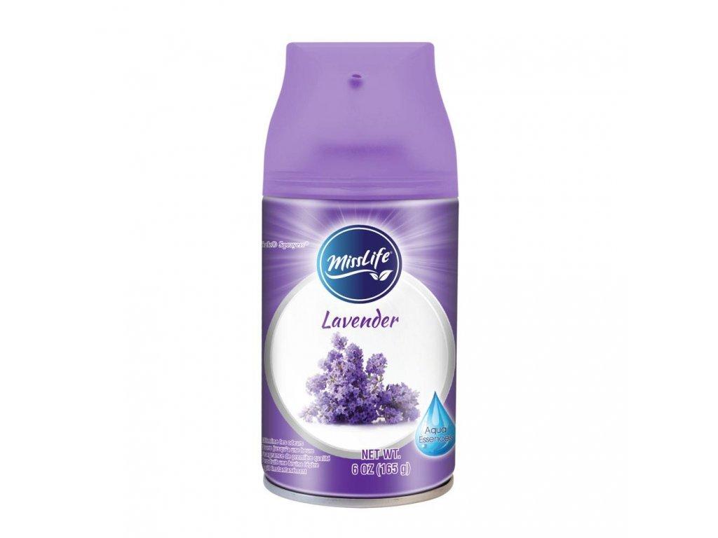 MissLife 250ml osvěžovač náhr.náplň Lavender 8694587575062