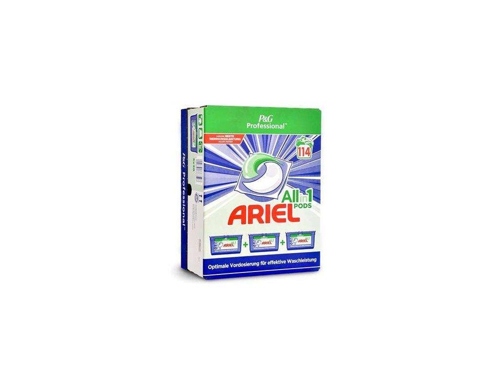 Ariel Professional kapsle Allin1 3x38ks 114W 8001841763507