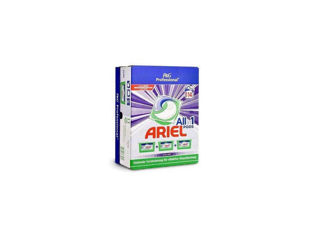 Ariel Professional kapsle Allin1 3x38ks Color 114W 8001841763484