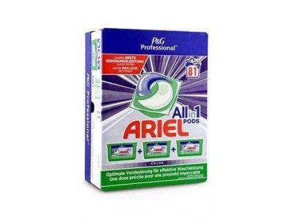 Ariel Professional kapsle Allin1 3x27ks Color 81W 8001841763682