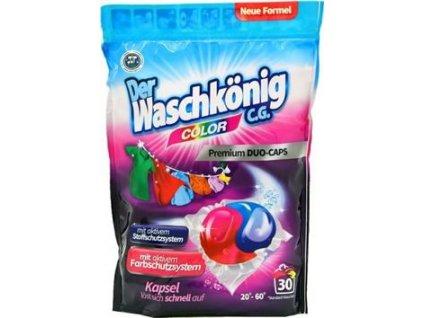 7854 waschkonig duo caps 30 ks color kapsle na prani
