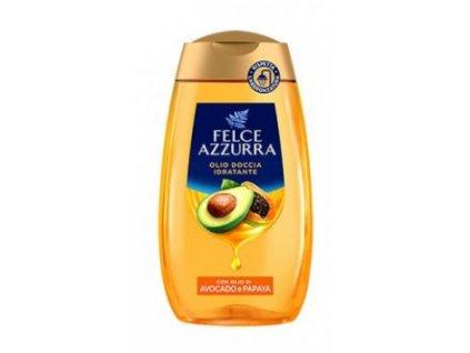 8142 felce azzurra sprchovy olej avocado papaia 250ml 8001280027192