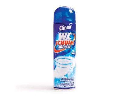 Clinair WC Schuim 500ml pěna čištění WC