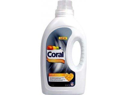 Coral prací Gel Sport Active 1,375l 25WL 8714100175774