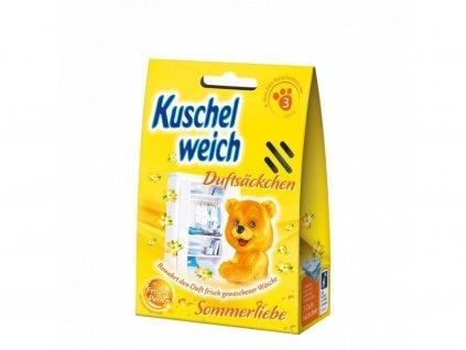 Kuschelweich vonné sáčky Sommerliebe 3ks žluté 4013162016563