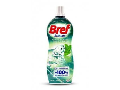 Bref na mytí podlah 1,25L Eucalipto&Menta zelený 8015100568895
