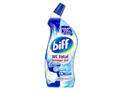 Biff 750ml WC Total gel do WC Ozean Brise 4015000968195