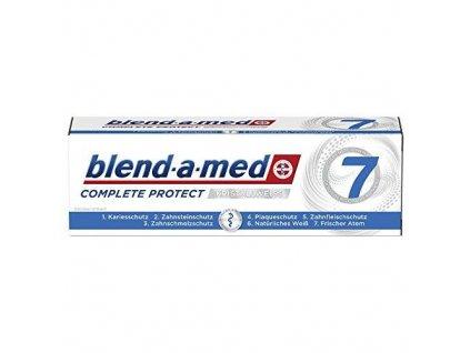 Blend a med Complete Crystal White 75ml zubní pasta 8001090271518