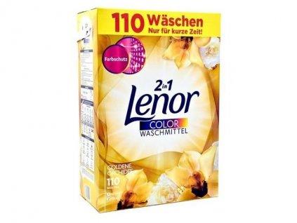 Lenor prací prášek Color Goldene Orchide 7,15 kg 110WL 8001841154244