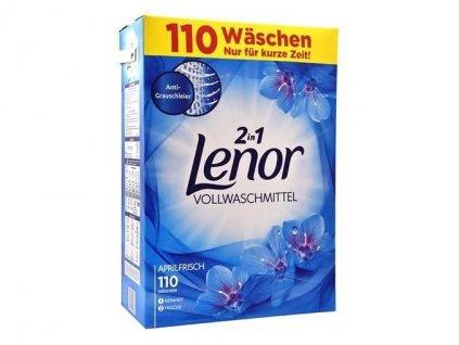 Lenor prací prášek Universal Aprilfrisch 7,15 kg 110WL 8001841154183