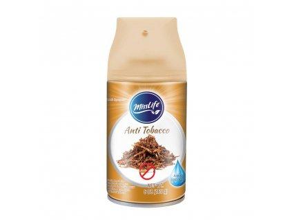 MissLife 250ml osvěžovač náhr.náplň Anti Tabaco 8694587575093