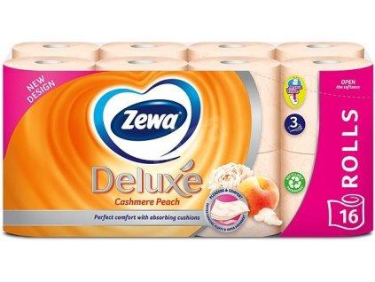 TP Zewa 16ks 3 vr. Cashmere Peach Aquatube 7322540201192