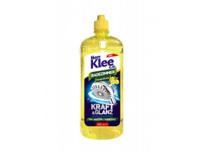 6898 klee essig bathroom reiniger 1l citron octovy cistic