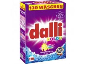 Dalli prací prášek Color 8,45kg 130WL 4012400528141