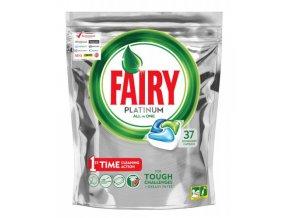 Fairy Platinum Regular 37ks kapsle do myčky 8001090029867