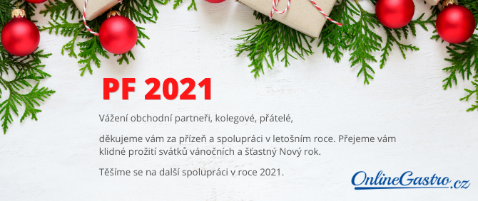 Vánoční svátky 2020 - provozní doba