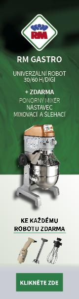 Univerzální kuchyňský robot + ZDARMA Ponorný mixér