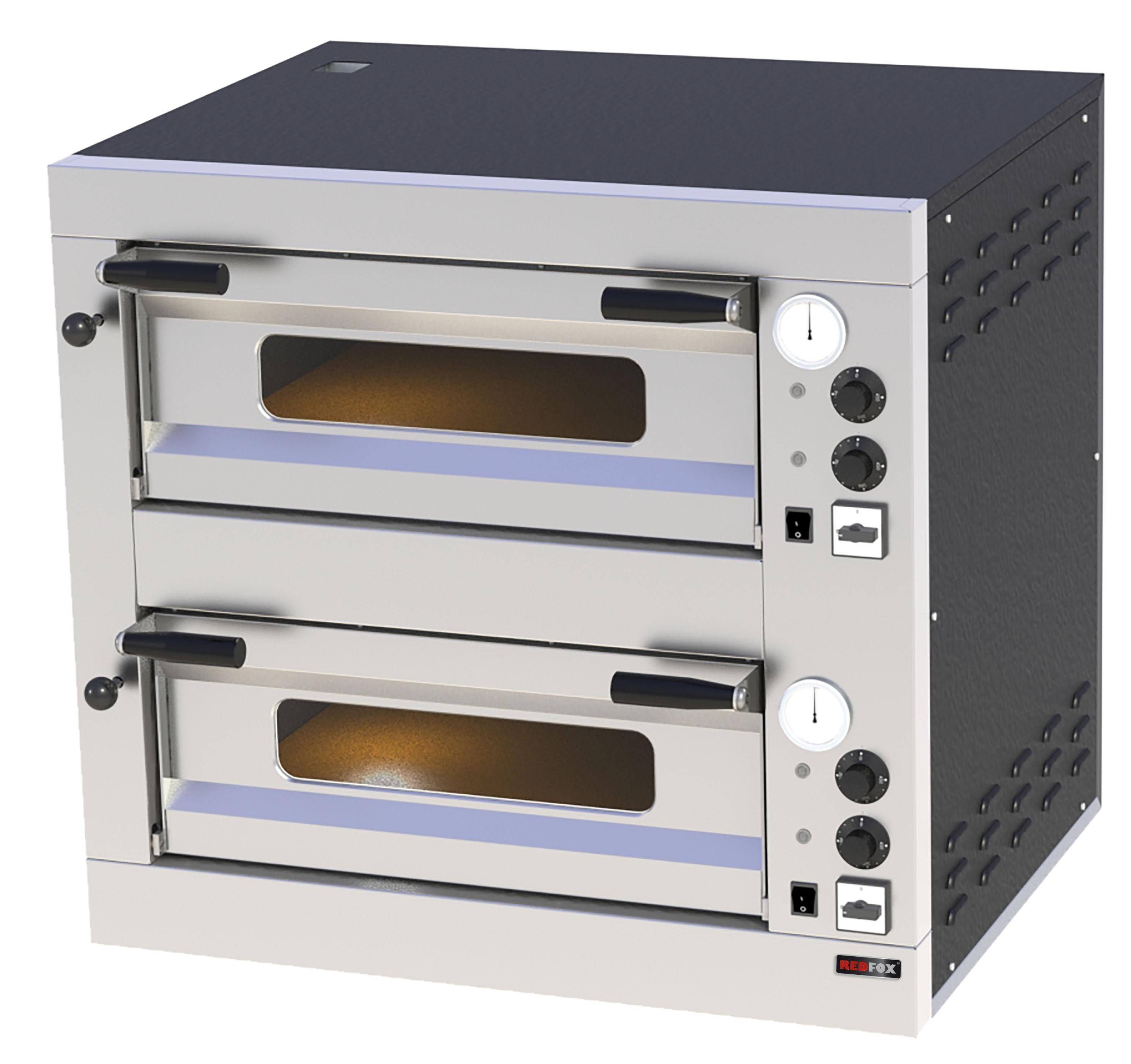 Profesionální pizza pece