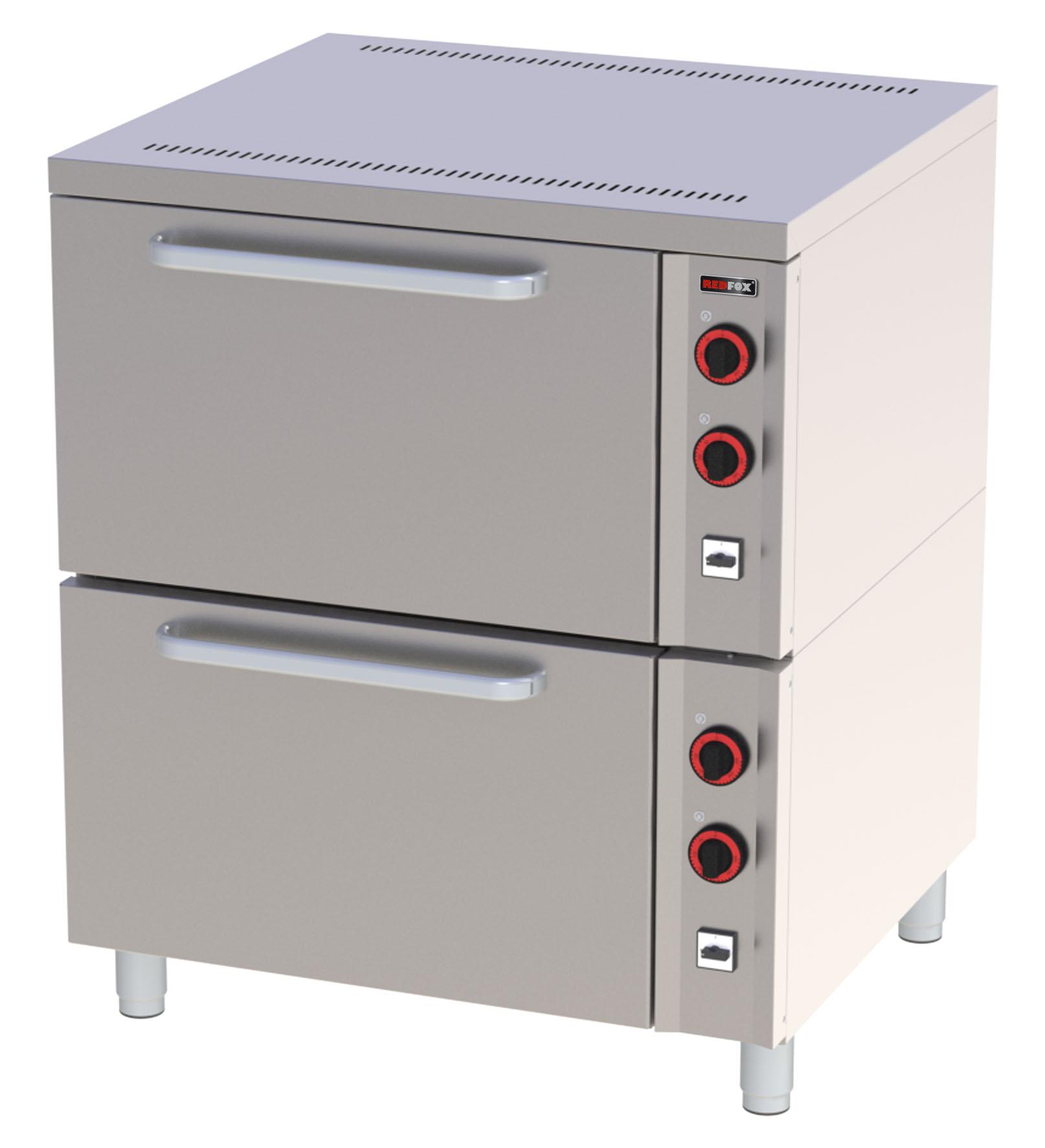 Pekařské pece a horkovzdušné trouby
