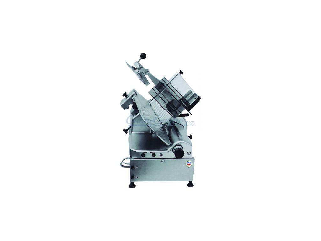 Nářezový stroj poloautomatický GXLA 350 DP třífázový