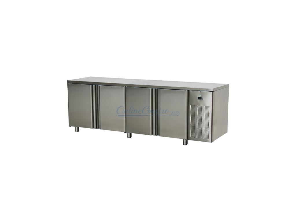 Chladící stůl čtyřdvéřový SCH 4D
